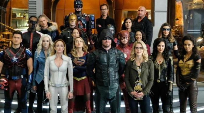 The CW's PrimeTime Line-Up Remains SUPER!