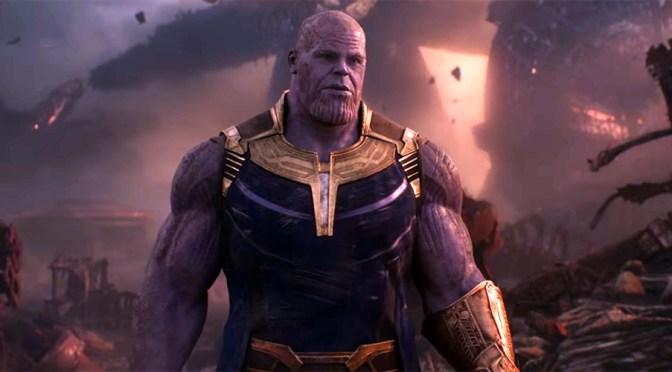 On MARVEL Studios | AVENGERS Infinity War