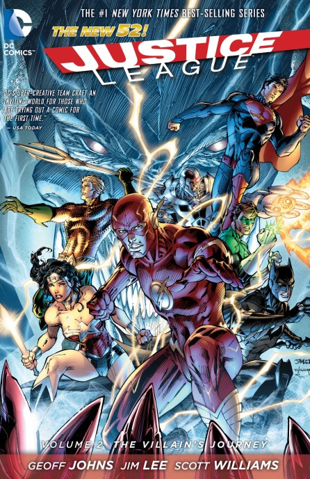 Justice League Vol. 2: The Villain's Journey