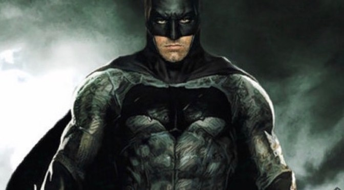 iFeature | BEN AFFLECK Out as THE BATMAN