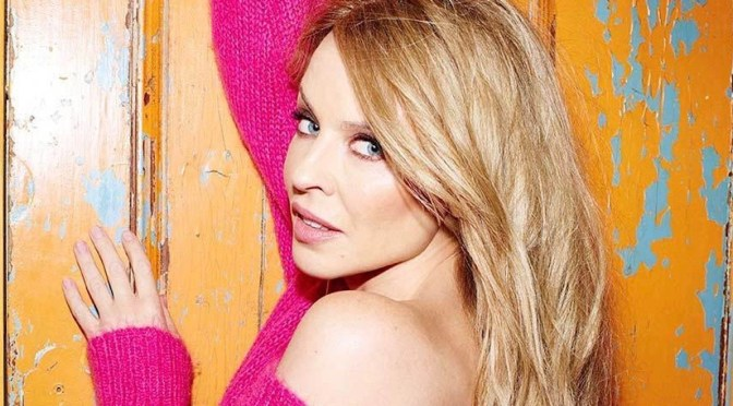 iReview | KYLIE MINOGUE Step Back In Time – The Definitive Collection