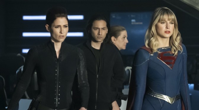 "iReview | SUPERGIRL – ""Crisis on Infinite Earths"" Part 1"