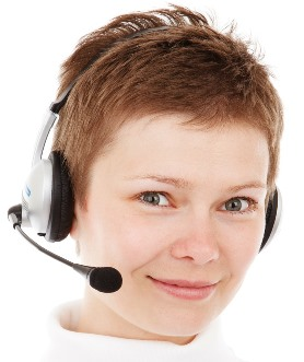 Picture of Call Center Lady