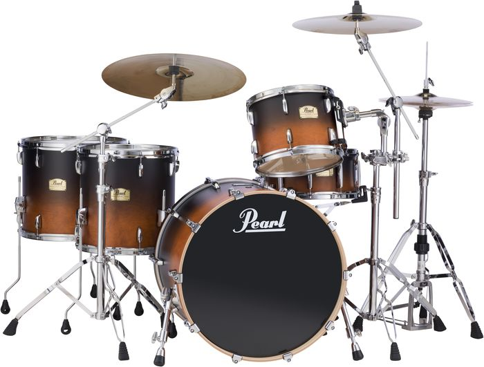 Buying Guide  How to Choose the Right Pearl Drums   The HUB Pearl Session Studio 5 Piece Drum Set