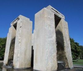 Clarke Memorial Fountain
