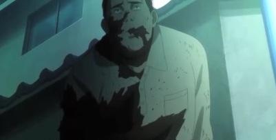 Black Bullet Episode 1-Enju finds an gastrea infected man copy