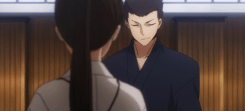 The Irregular at Magic High School Episode 3-Mibu and her classmate in an argument