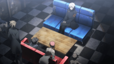Art speaking with the Freemum group Part 1-Re Hamatora Episode 5