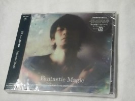 Fantastic Magic by TK from Ling Tosite Sigure Regular Edition CD