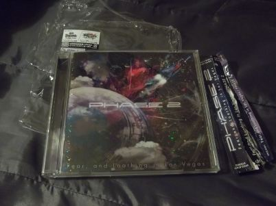 Phase 2 by Fear and Loathing in Las Vegas CD