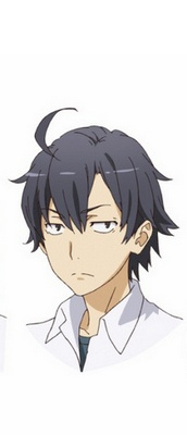 New Character Designs for My Romantic Teen Comedy is Wrong As I Expected. 2 - Hachiman