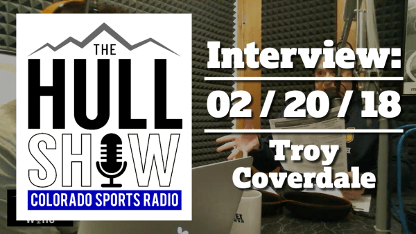 Interview | 02/20/18 | Troy Coverdale UNC Bears Men's Bball