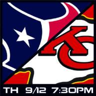 Game of the Week:  Houston @ Kansas City