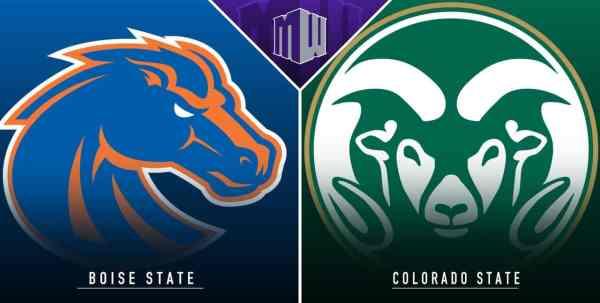Game of the Week:  Broncos @ Rams (Men's Hoops)