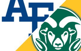 Rams Dominate Defensively, Pull Away For 74-44 Win Over Air Force