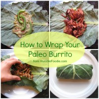 New Obsession: Paleo Burrito