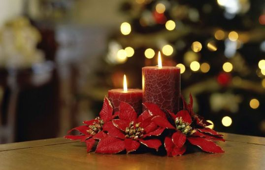 red-flowers-next-to-candles-1