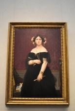 Madame Moitessier - Jean-Auguste Dominique Ingres