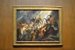 The Fall of Phaeton - Sir peter Paul Rubens