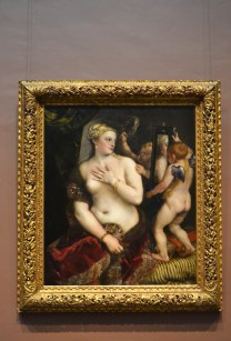 Venus with a Mirror - Titian