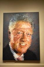 William Jefferson Clinton - Chuck Close