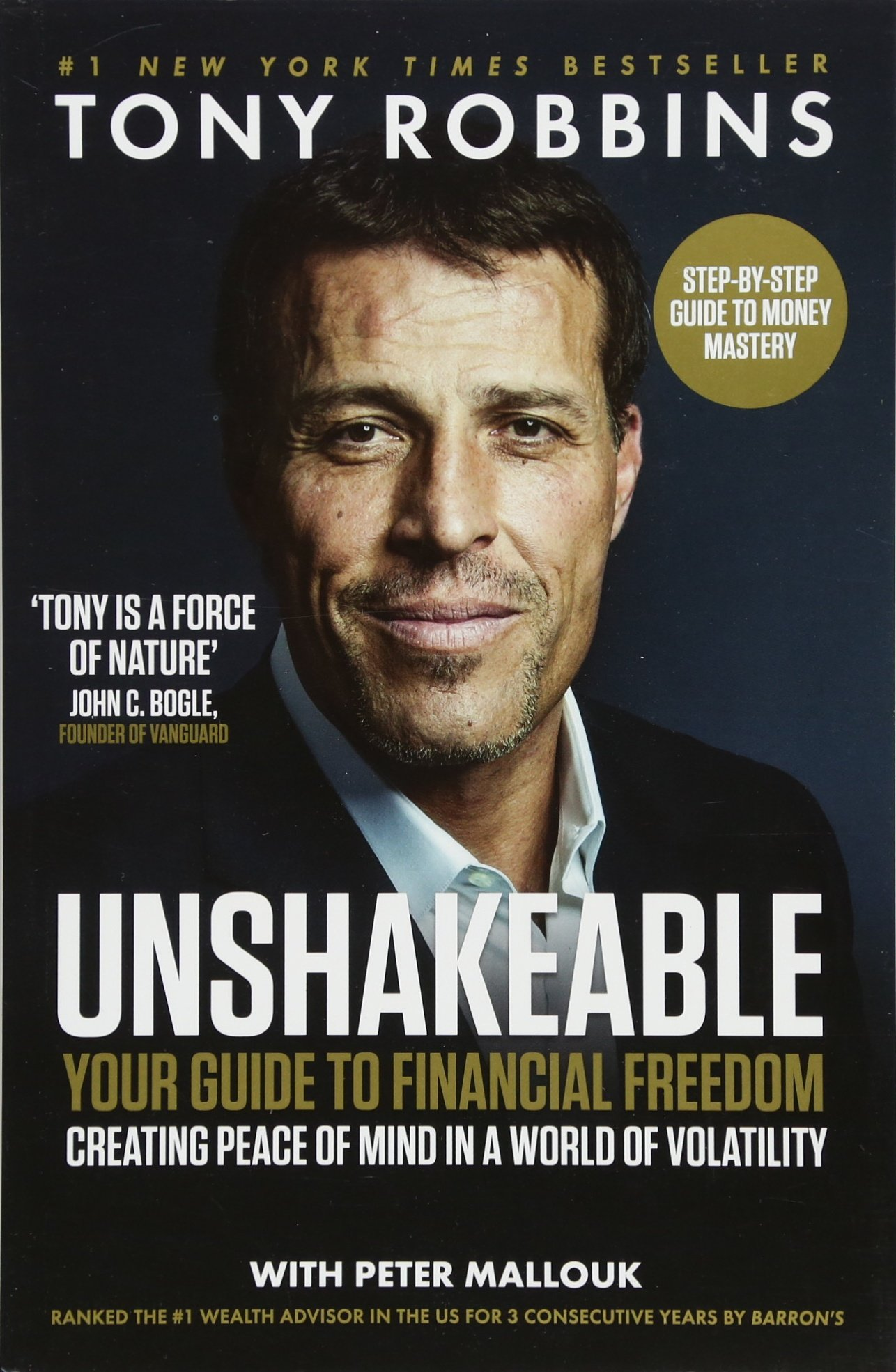 Unshakeable Tony Robbins The Humble Penny