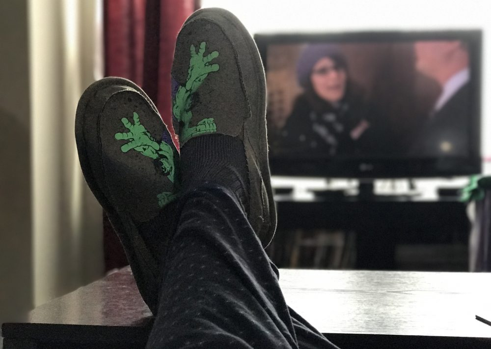 Feet Up 30 Rock