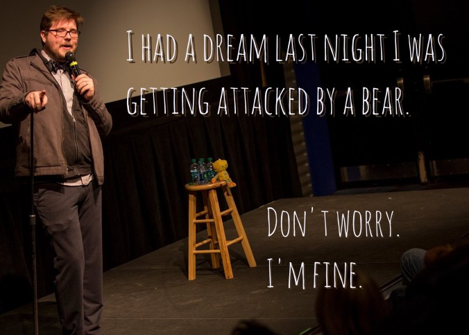 The Bear Joke