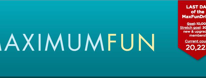 MaxFun Donor Count