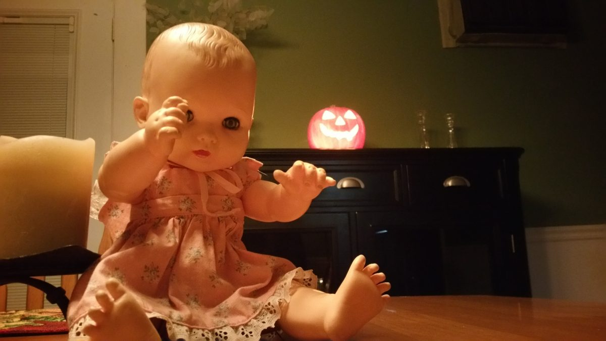 Haunted Doll Watch