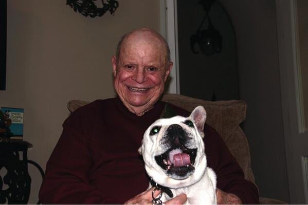 Rickles and Chauncey