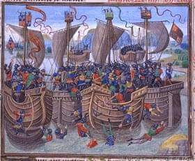 Naval Strategy, 1340