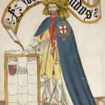 Sir John Chandos, Knight of the Garter
