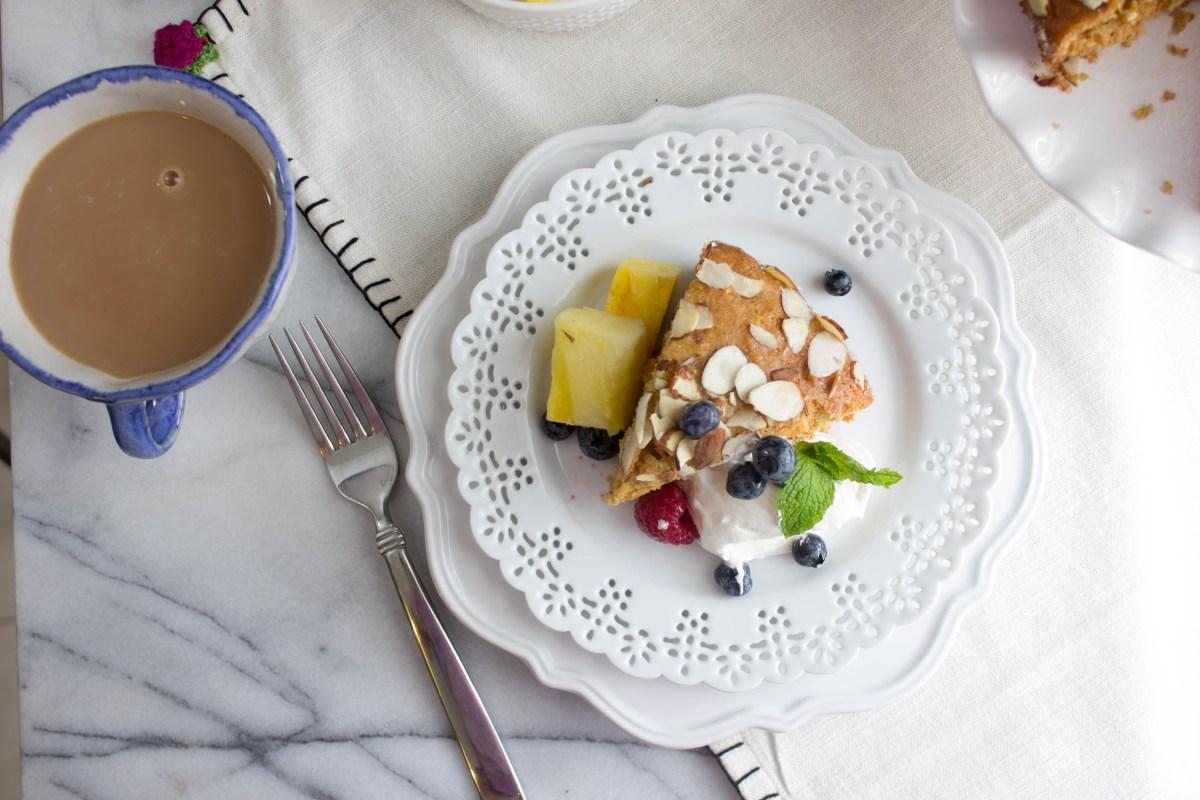 Honey! Oh Sugar, Sugar: Fijian Honey Cake