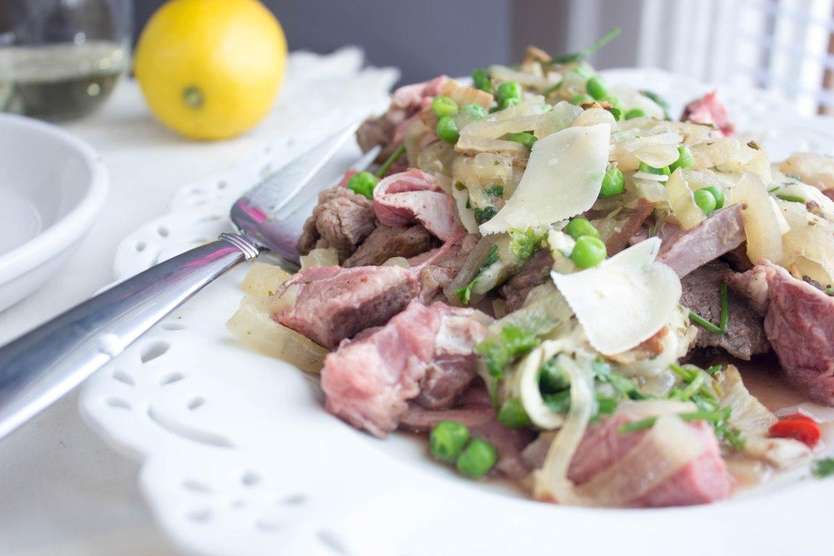 Italian Easter Lamb