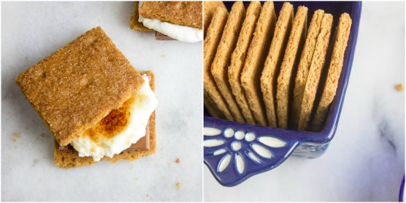 goat cheese smores duo