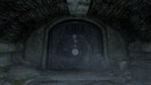 Shroud Hearth Barrow Door