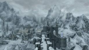 Winterhold's Mountains