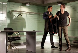 Movie Still: Cinna & Katniss Moment Before The Games