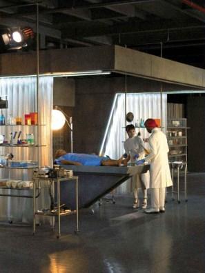 Movie Still: Preparation Room