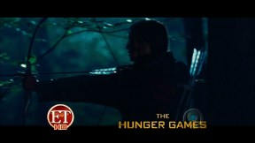 Movie Still: Katniss with The Bow