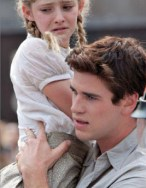 Movie Still: Prim & Gale at The Reaping