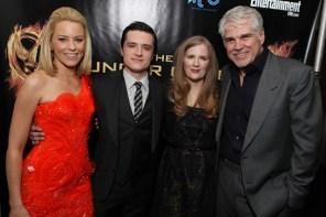 LA Premiere: Elizabeth, Josh, Suzanne, Gary