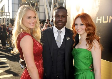 "Premiere Of Lionsgate's ""The Hunger Games"" - Red Carpet"
