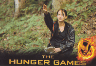 Photo: Katniss Salutes