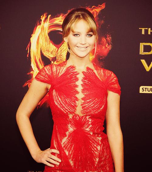 Berlin Premiere: Jennifer Lawrence