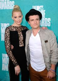 2012 MTV Movie Awards - Red Carpet