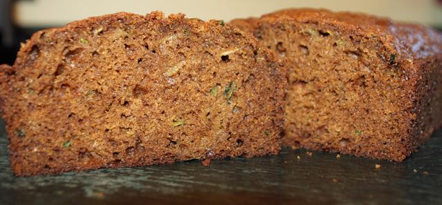Gramma Van Slooten's Zucchini Bread Recipe