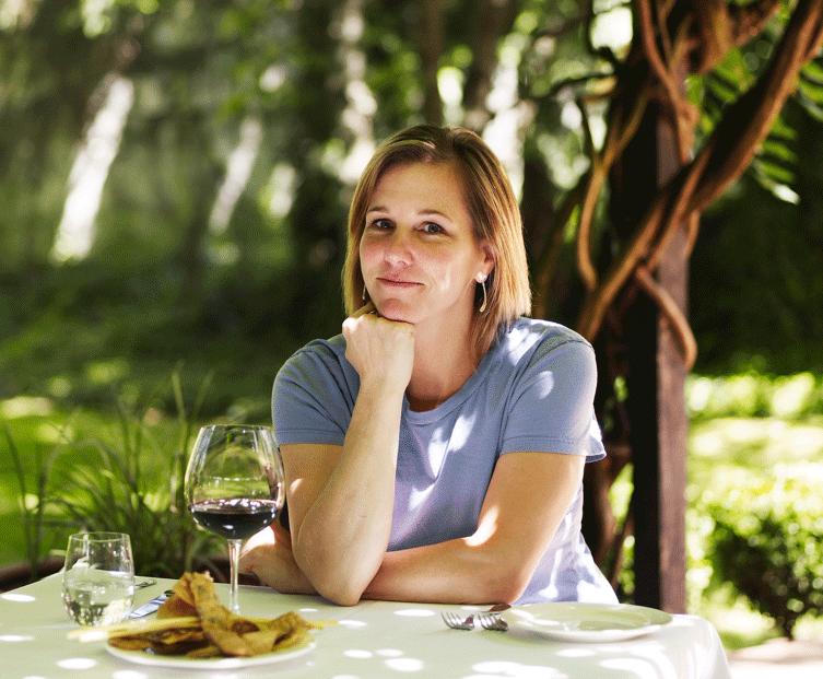 Cafe Juanita's Chef Holly Smith
