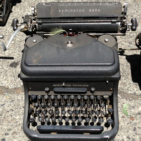 typewriter jason price seattle blogroll